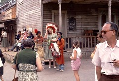 Knotts berry farm 1956 Indian costumes