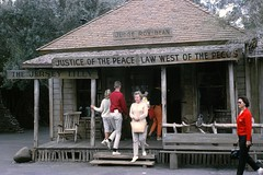Judge Roy Bean The Jersey Lily Justice of the Peace west of the Pecos 1965 KBF