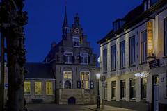 Oude Raadhuis by night - Haastrecht - NL 🇳🇱