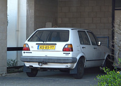 1984 Volkswagen Golf 1.6 CL (one owner!)