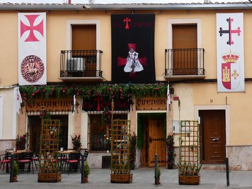 Cafetería El Temple, Manzanares