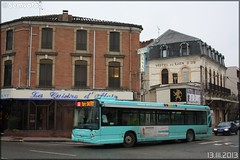 Heuliez Bus GX 327 – SEMTM (Société d'Économie Mixte des Transports Montalbanais) / Hespérides - Photo of Piquecos