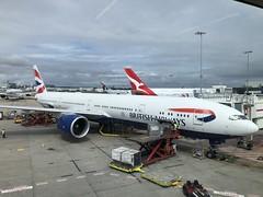 British Airways Boeing 777-336ER