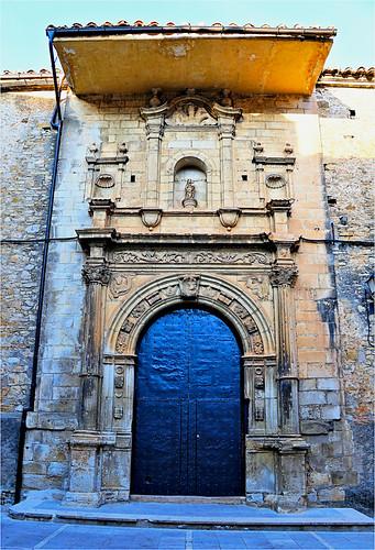 blue door.......