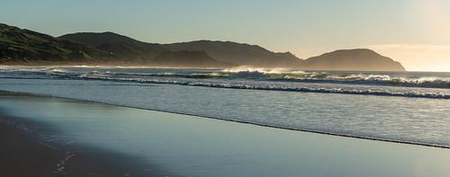 Wainui Beach, New Zealand