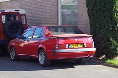 1991 Alfa Romeo 75 3.0 V6 Quadrifoglio Verde