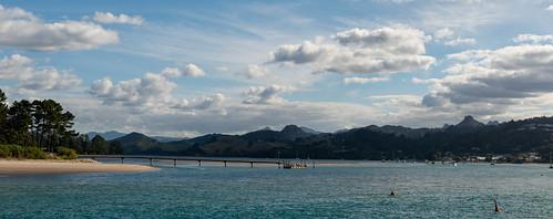 Tairua Estuary, New Zealand