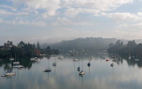 Herald Island, Auckland, New Zealand