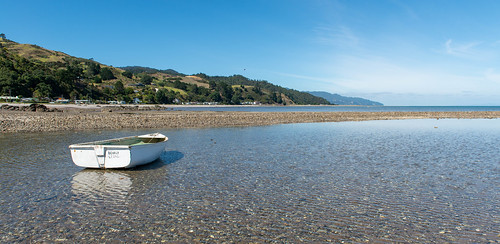 West Coast of Coromandel, New Zealand