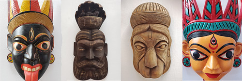 West Bengal Masks