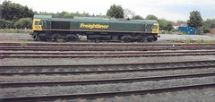 scanned class 66,s