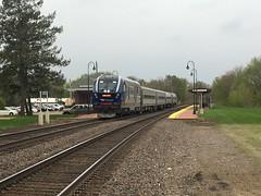 20190427 04 Amtrak @ Princeton, Illinois