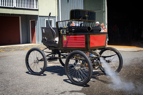 1899 FACTORY BUILT STANLEY STEAMER