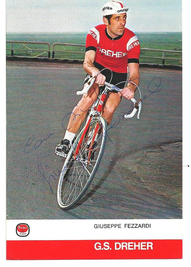 Fezzardi Giuseppe - Dreher 1970