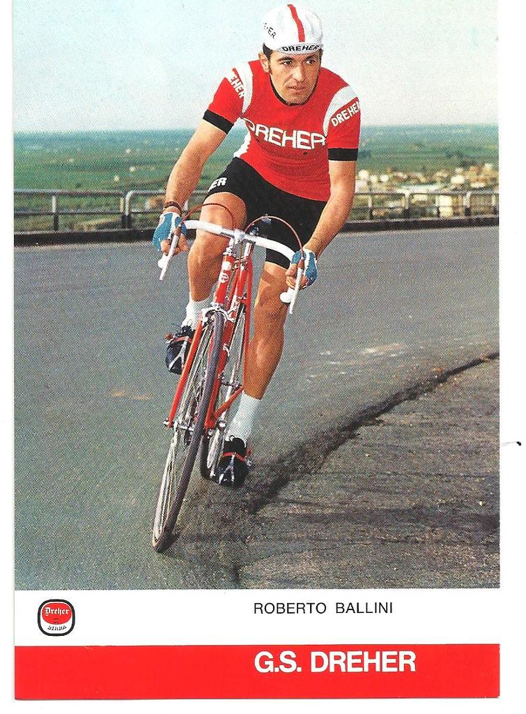 Ballini Roberto - Dreher 1970