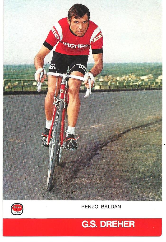 Baldan Renzo - Dreher 1970