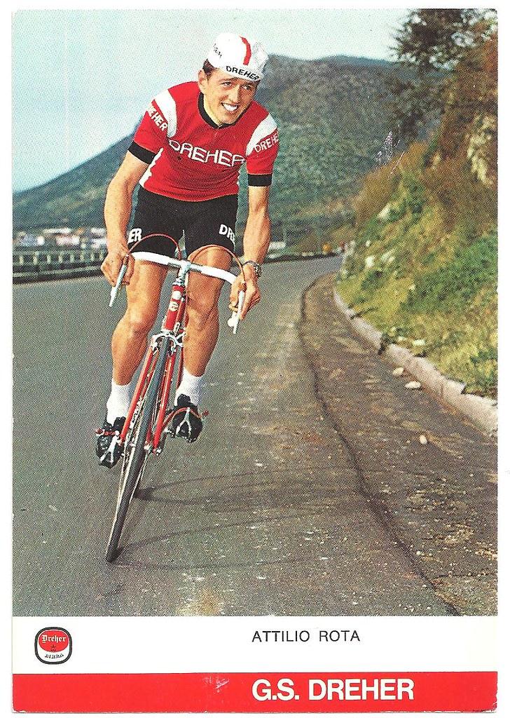 Rota Attilio - Dreher 1970