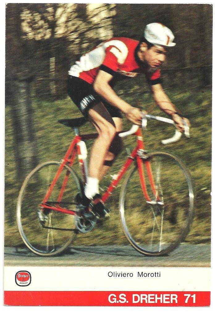 Morotti Oliviero - Dreher 1971