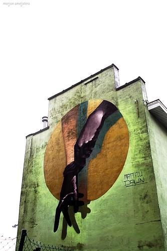 Street Art Ghent, Belgium (Matthew Dawn)