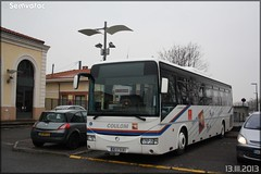 Irisbus Crossway – Coulom - Photo of Lamothe-Capdeville