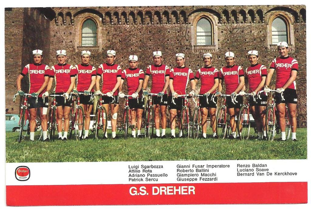 Squadra Dreher 1970