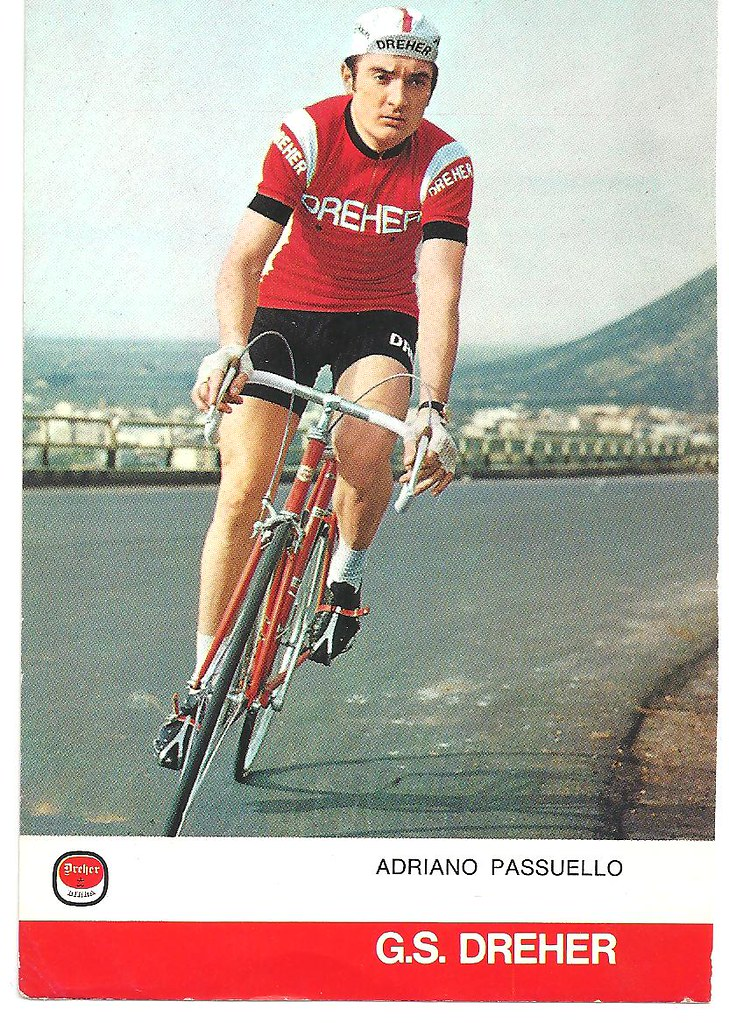 Passuello Adriano - Dreher 1970