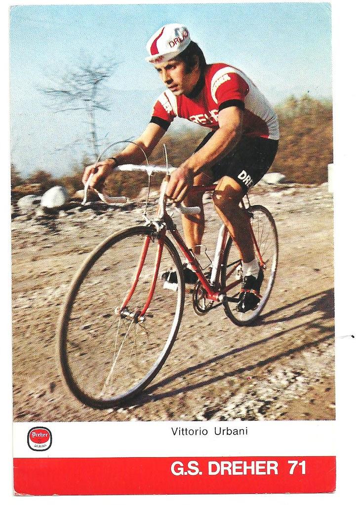 Urbani Vittorio - Dreher 1971