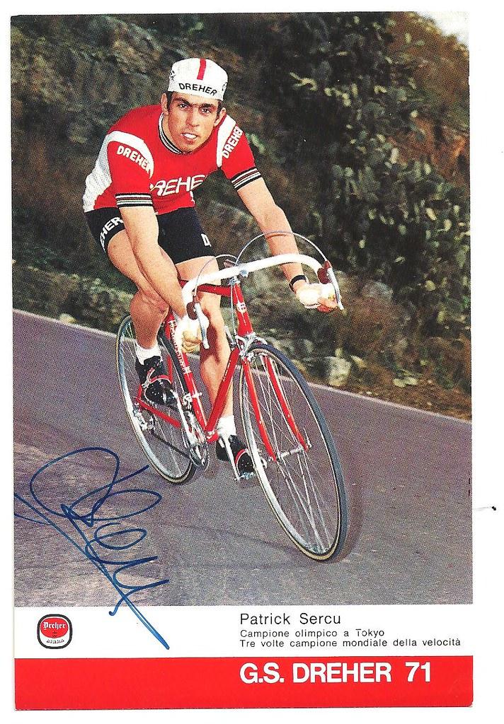 Sercu Patrick - Dreher 1971