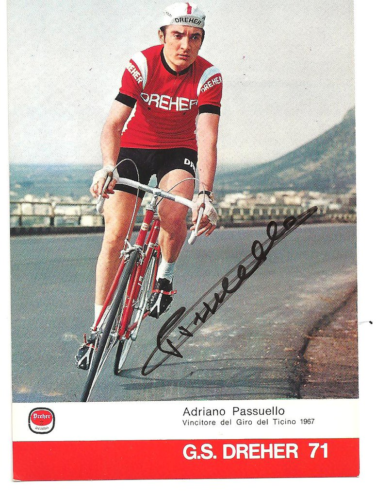 Passuello Adriano - Dreher 1971