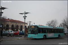 Heuliez Bus GX 327 – SEMTM (Société d'Économie Mixte des Transports Montalbanais) / Hespérides n°301 - Photo of Piquecos