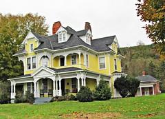 George P. Hall House, Tazewell