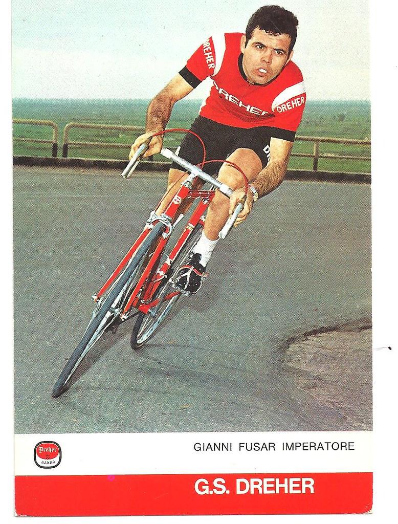 Fusar Imperatore Gianni - Dreher 1970