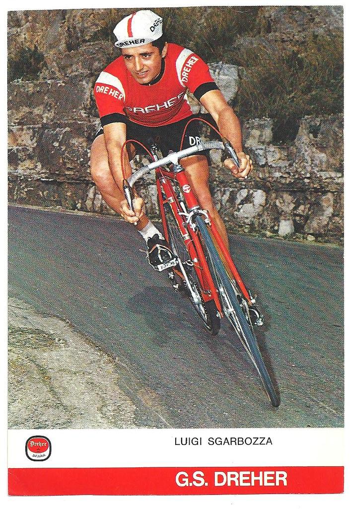 Sgarbozza Luigi - Dreher 1970