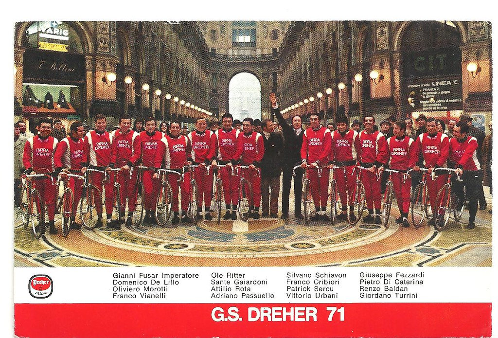 Squadra Dreher 1971