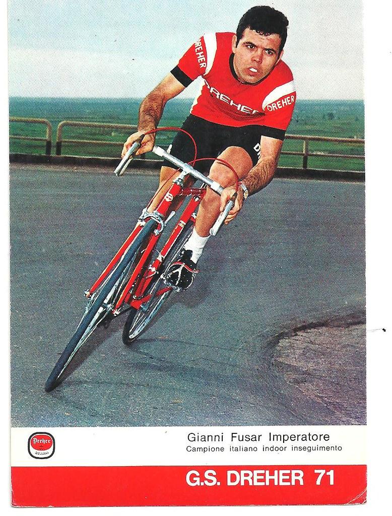 Fusar Imperatore Gianni - Dreher 1971