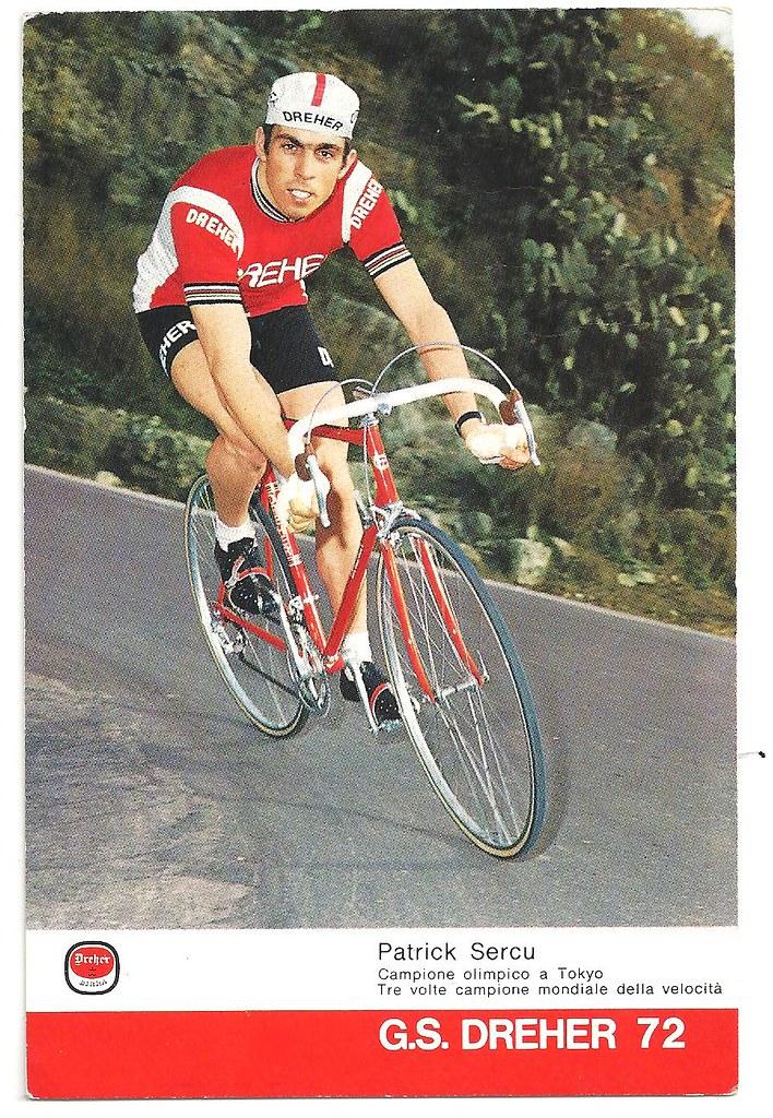 Sercu Patrick - Dreher 1972