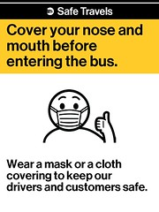 MTA Launches New Campaign Reminding New Yorkers to Wear Face Covering While Riding Transit