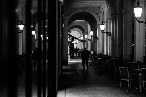 """Following the footsteps of a lost soul / """"Eine Stadt sucht einen Mörder"""""""