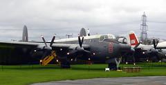 Avro Shackleton MR.3, Phase 3, WR977, Newark Air Museum, Nottinghamshire.