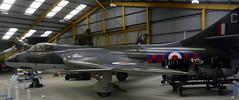 Hawker Hunter F.1, WT651, Newark Air Museum, Nottinghamshire.