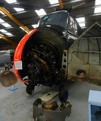 Westland Whirlwind HAS.7, XM685, Newark Air Museum, Nottinghamshire.