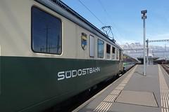 Buchs SG - Voralpen-Express