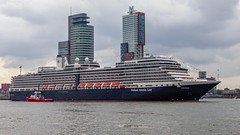 ms Eurodam (2008) - Cruise terminal - Port of Rotterdam 🇳🇱