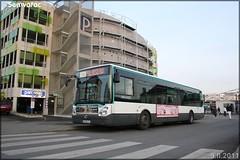 Irisbus Citélis Line – RATP (Régie Autonome des Transports Parisiens) / STIF (Syndicat des Transports d'Île-de-France) n°3847
