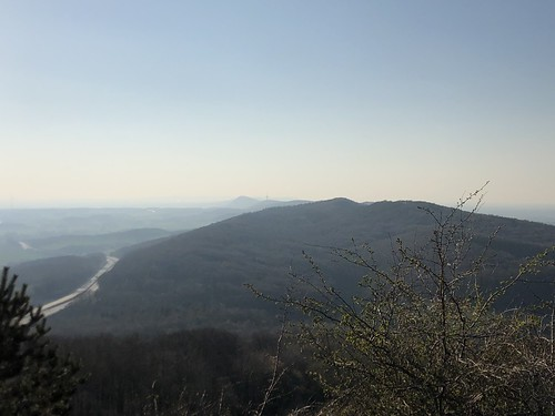 Fading hills