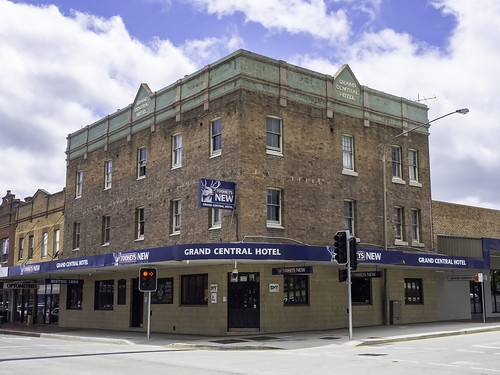 The Grand Central Hotel - Lithgow NSW