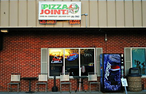 Pizza Joint, Antioch Illinois