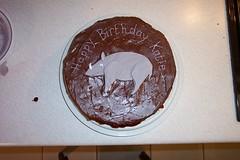 Katie's birthday 2003