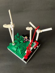 "Micropolis ""Wind Turbine Construction"""