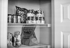 Doritos, Dosenbier und Dosensuppe
